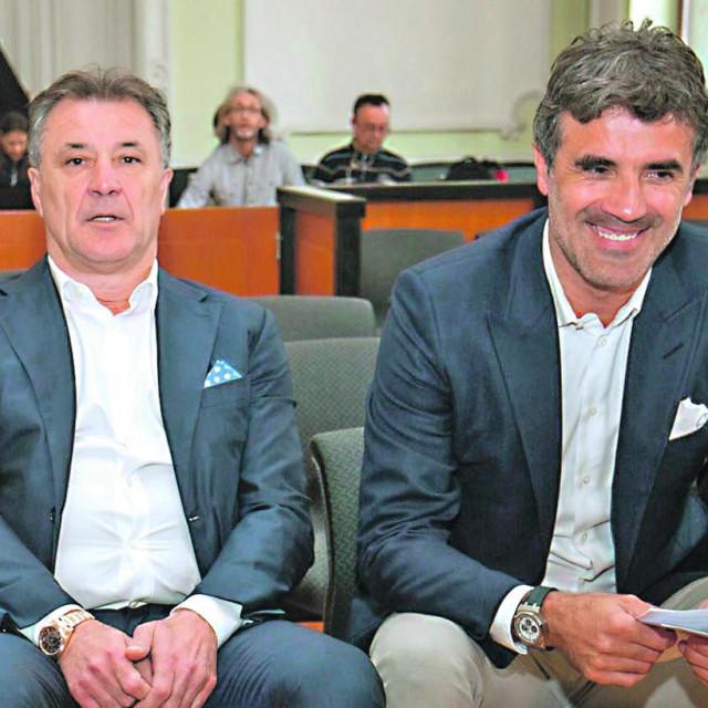 Zdravko i Zoran Mamić