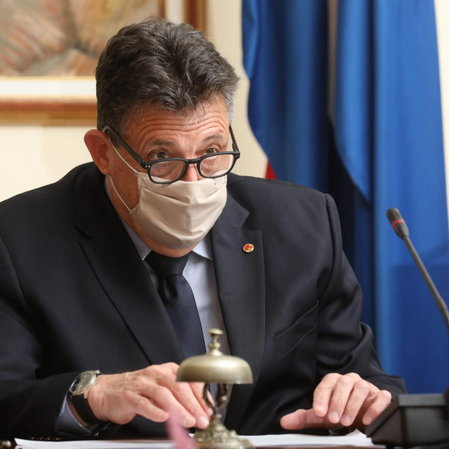 Đuro Sessa, predsjednik DIP-a