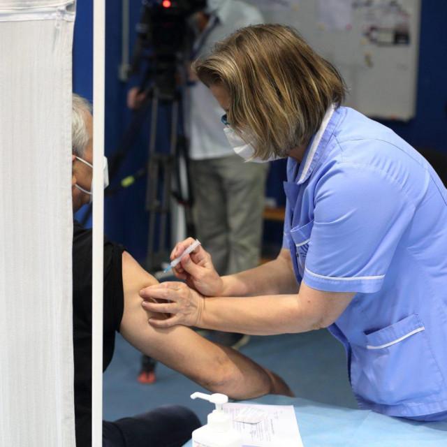 Cijepljenje u Osijeku