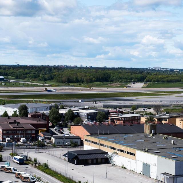 Zračna luka Bromma u Stockholmu