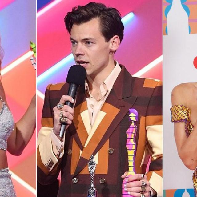 Taylor Swift, Harry Styles i Dua Lipa