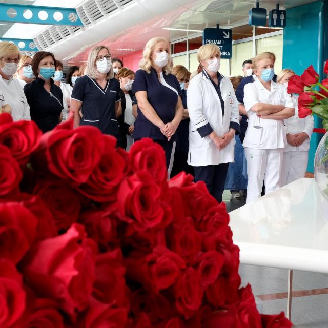 Ruže za medicinske sestre