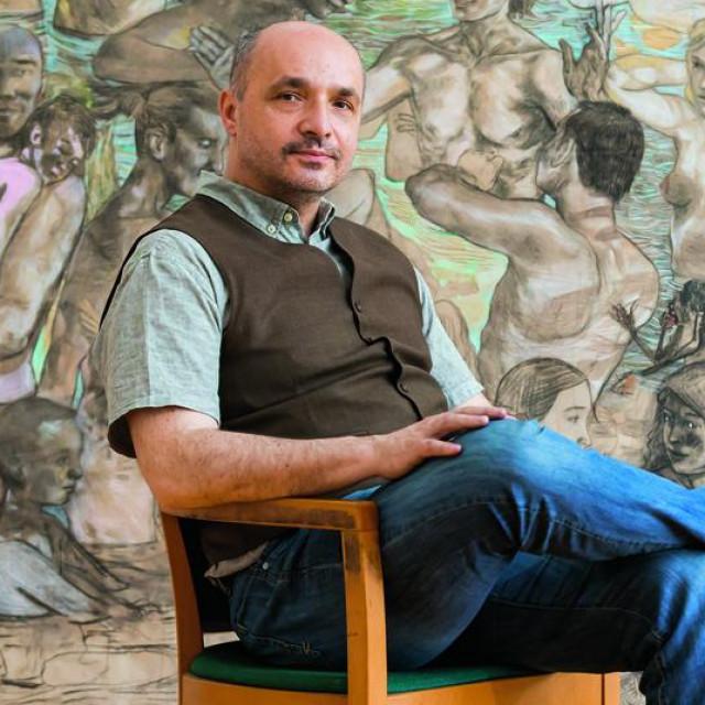 Danas je Murtić u široj javnoj svijesti sinonim za apstraktnog umjetnika na ovim prostorima. Umjetnikov se rukopis usmjerio k apstrakciji nakon boravka u Americi, u koju odlazi nakon Drugoga svjetskog rata, u kojemu se borio kao partizan