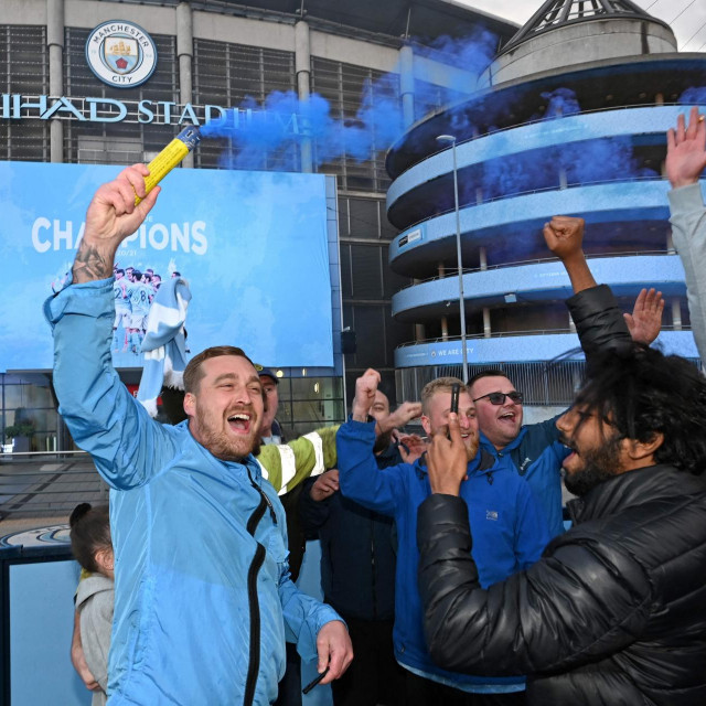 7 puta je Man. City bio prvak Engleske, od toga pet puta u posljednjih devet godina