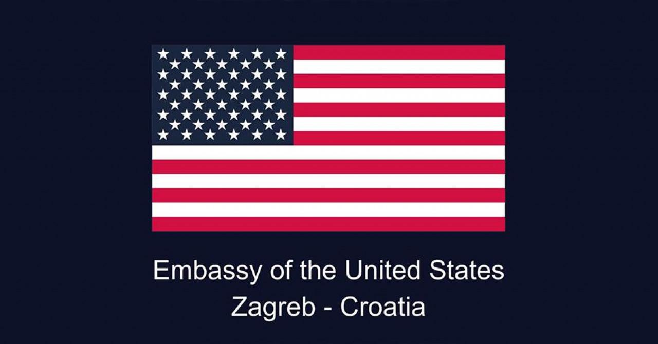 Veleposlanstvo SAD-a u Zagrebu – javni natječaj