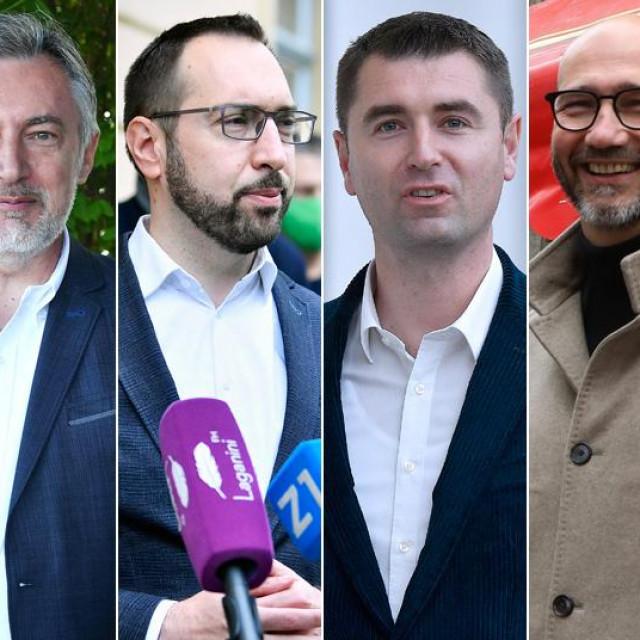 Vesna Škare Ožbolt, Miroslav Škoro, Tomislav Tomašević, Davor Filipović, Joško Klisović, Jelena Pavičić Vukičević