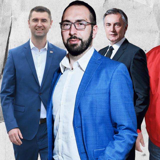 Davor Filipović, Tomislav Tomašević, Miroslav Škoro, Željko Kerum, Vice Mihanović, Ivica Puljak