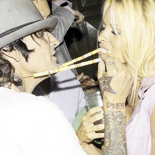 Tommy Lee i Pamela Anderson