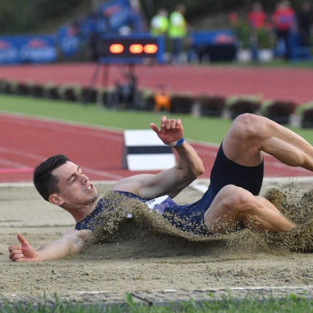 Može li se mladi Kninjanin Marko Čeko uključiti u borbu za plasman na Olimpijske igre?