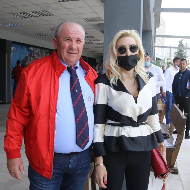 Željko Kerum sa suprugom Fani