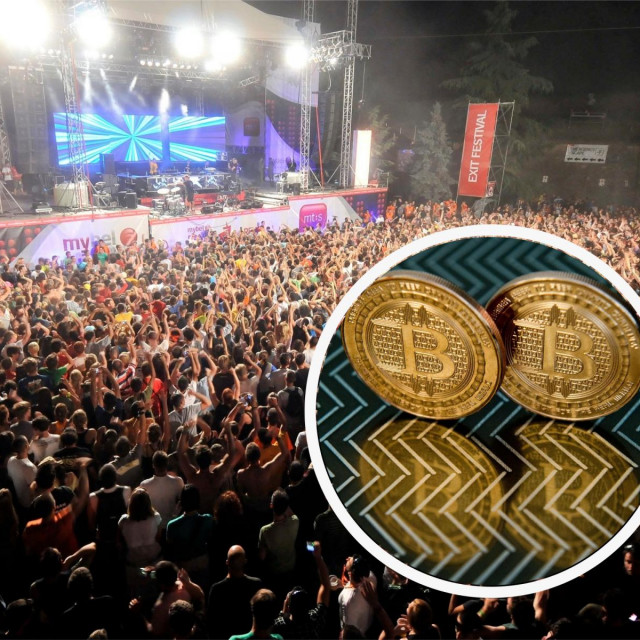 Bitcoin na Exitu