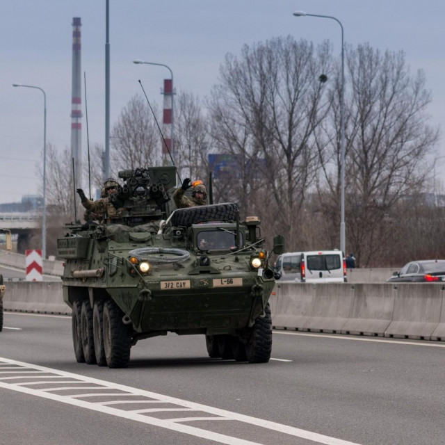 Ilustracija (američka vojska u Češkoj)