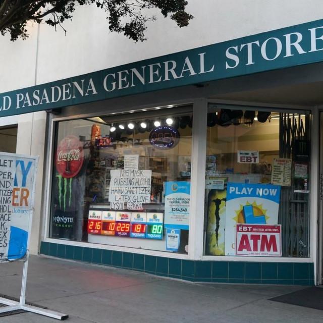 Poslovnica 'California Lottery'