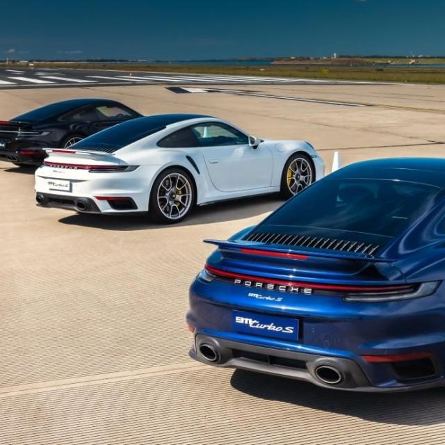 Porsche 911 gama