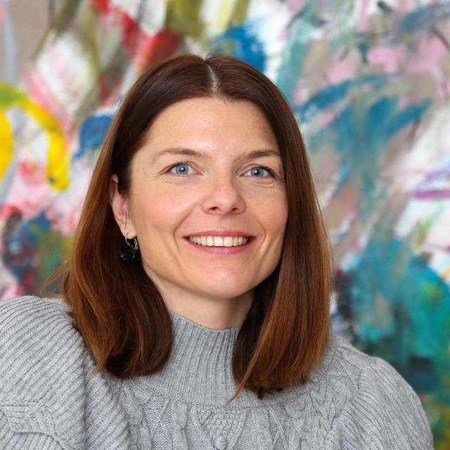 Ivana Crnčić, učiteljica joge i reiki majstor
