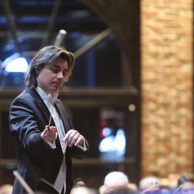 Dirigent Dawid Runtz<br />