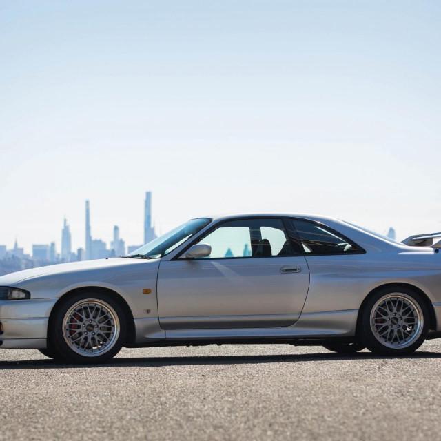 1995 Nissan Skyline R33 GT-R V-Spec
