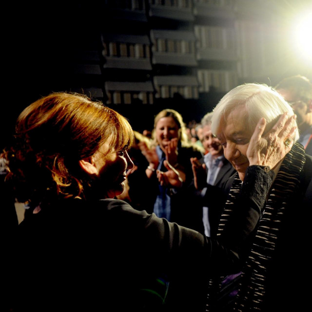 Tereza Kesovija i Đorđe Marjanović