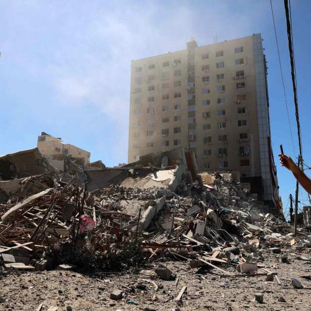 Izraelski napad u Gazi