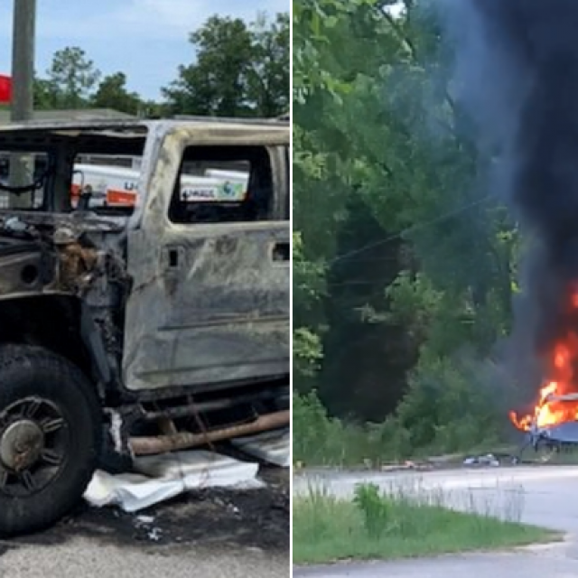 Požari automobila