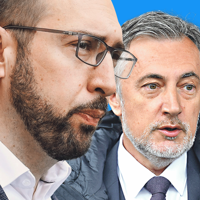 Tomislav Tomašević i Miroslav Škoro