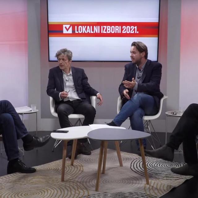 Zdravko Milinović i Hrvoje Klasić