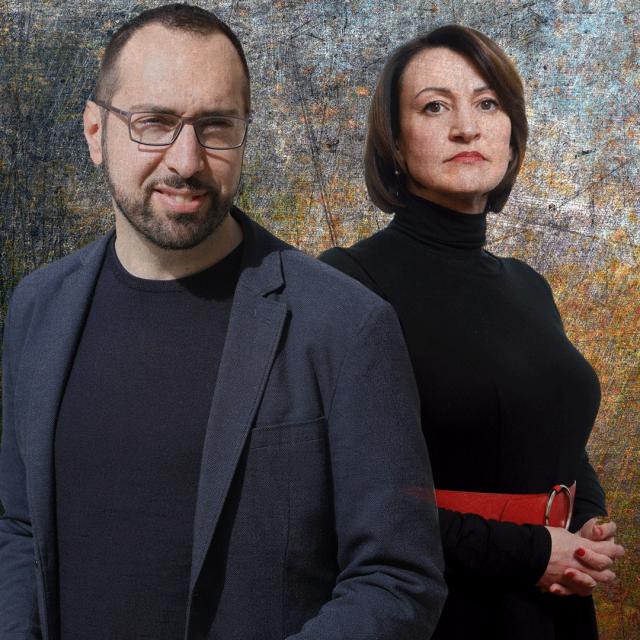 Tomislav Tomašević, Jelena Pavičić Vukičević