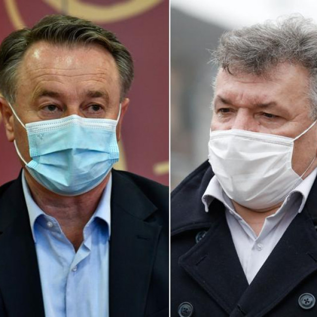 Darinko Dumbović, Ivo Žinić, Stjepan Kostanjević