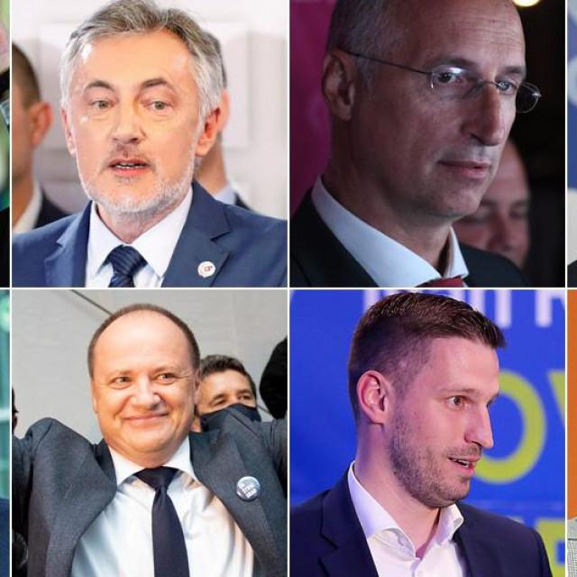 Kandidati koji su u najvećim gradovima ušli u drugi krug