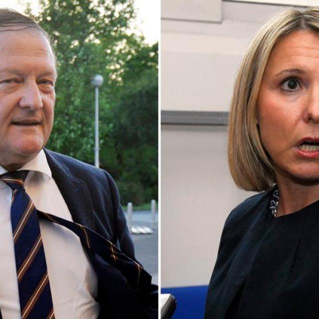 Damir Boras i Lidija Kos-Stanišić