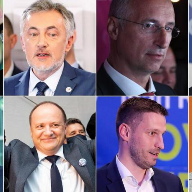 Kandidati u drugom krugu lokalnih izbora