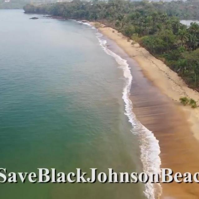 Plaža Black Johnson trebala bi postati dio novog kineskog projekta
