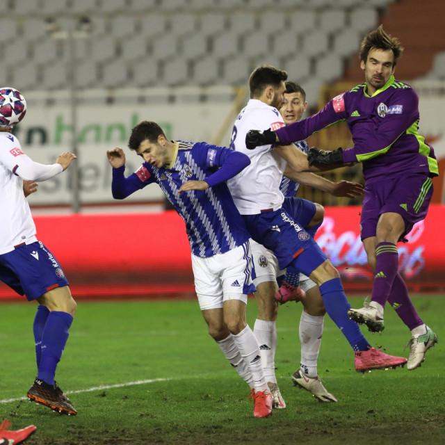 HNK Hajduk - NK Lokomotiva