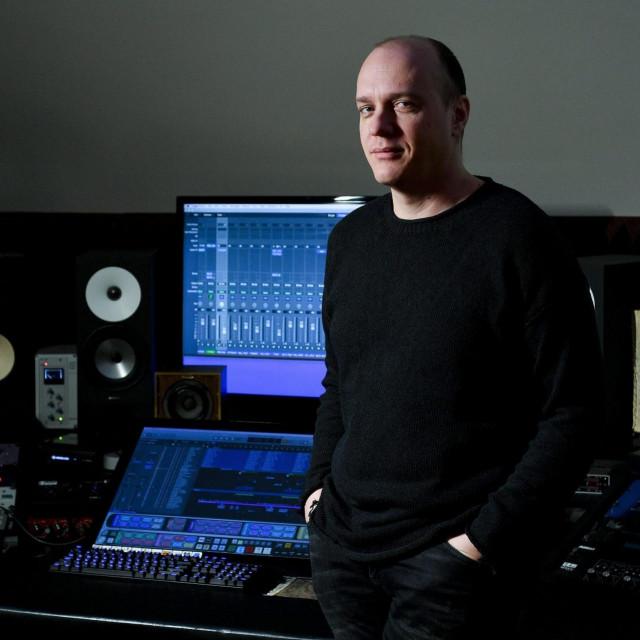 Skladatelj, aranžer i glazbeni producent Branimir Mihaljević