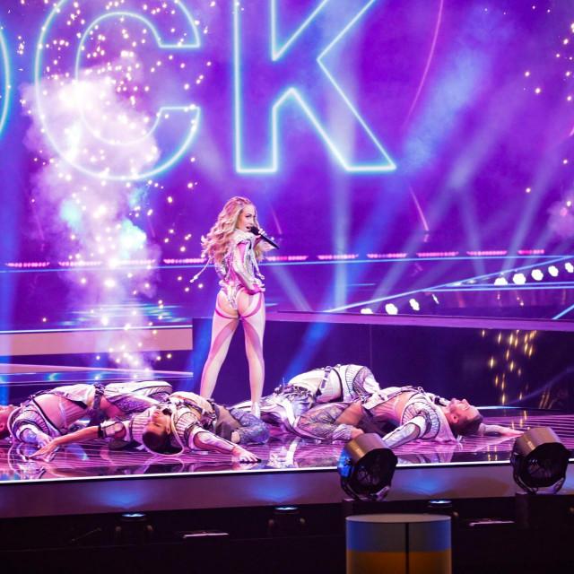 Albina u polufinalu Eurosonga