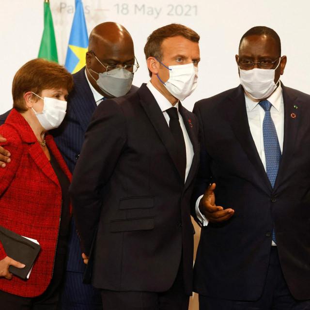 Summit međunarodne zajednice s afričkim liderima u Parizu