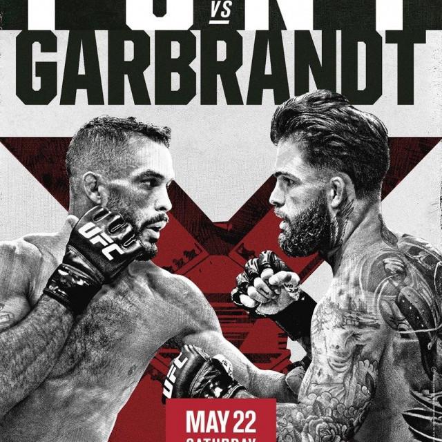 Font Garbrandt poster