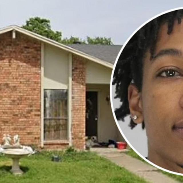 Otmičar i ubojica Darriynn Brown i kuća u kojoj se otmica dogodila