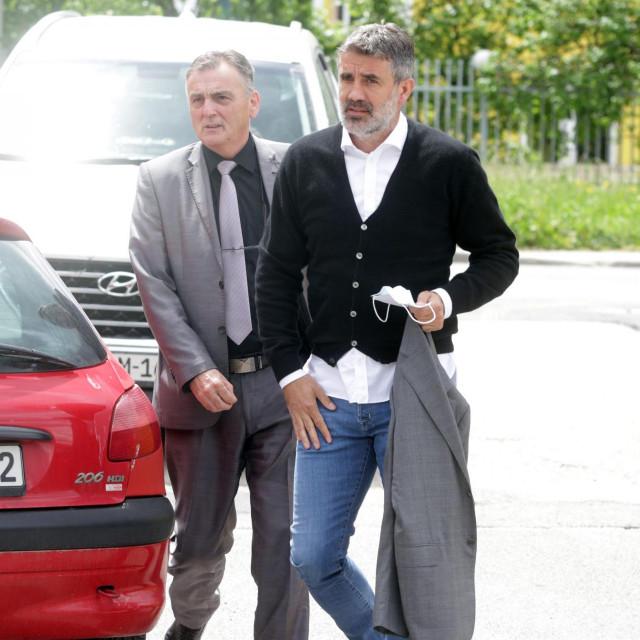 Uhićenje Zorana Mamića