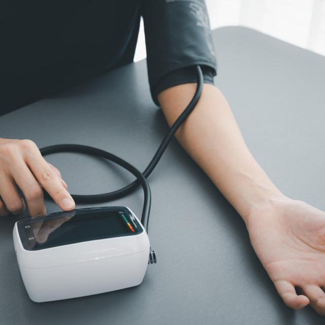 Što su vrijednosti krvnog tlaka više, to je viši rizik za<br /> srčane probleme u budućnosti