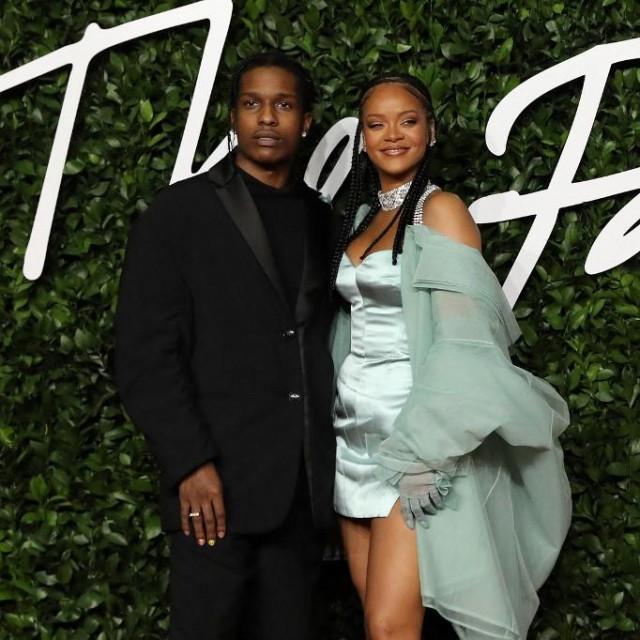 ASAP Rocky i Rihanna