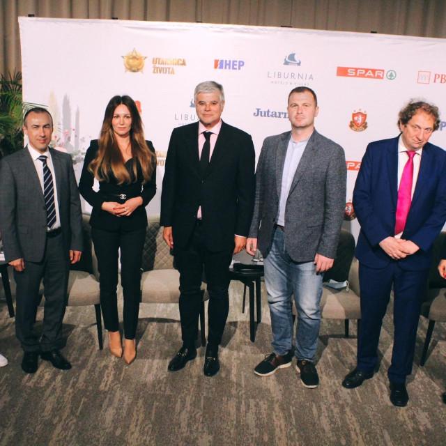 Predstavljen sportsko-zabavni TV reality show Utakmica života