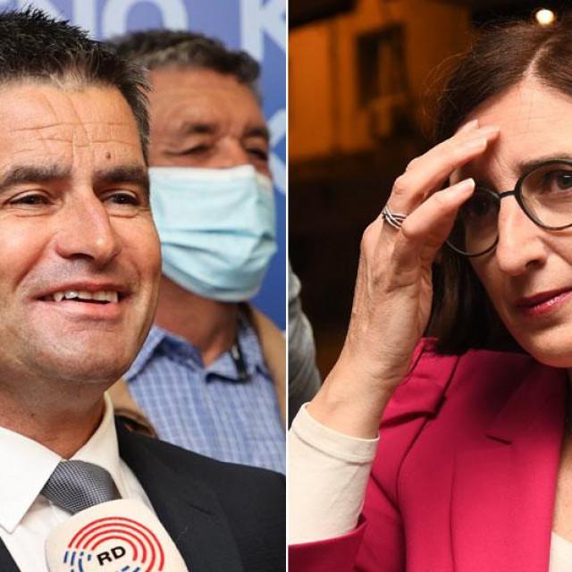 Vice Mihanović i Marijana Puljak