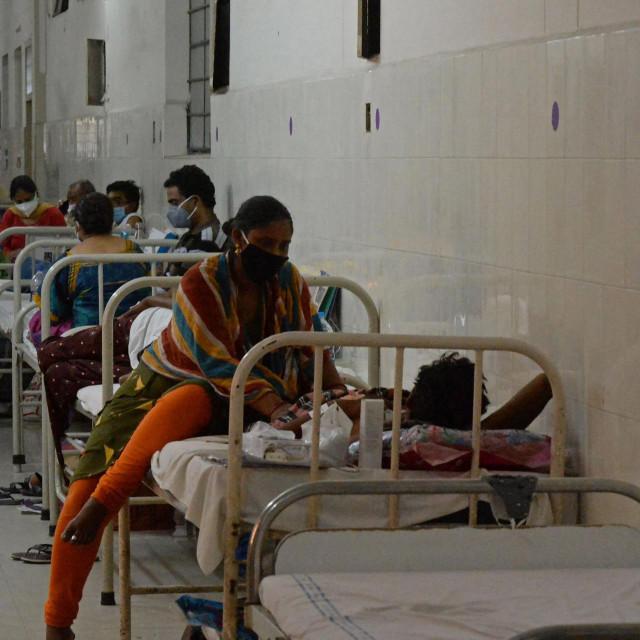 Pacijenti koji su preboljeli covid-19, a koji trenutno boluju od mukormikoze