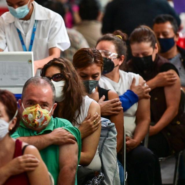 Cijepljenje u Meksiku