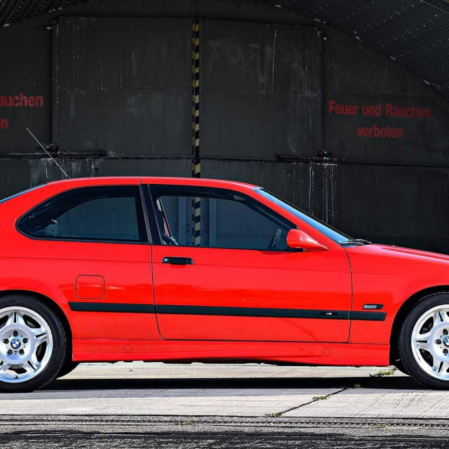 BMW E36 M3 Compact