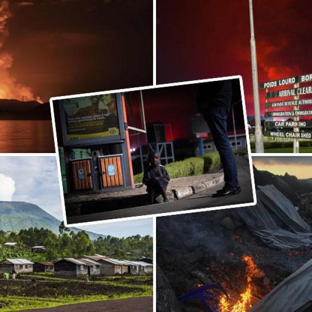 Erupcija vulkana u DR Kongu