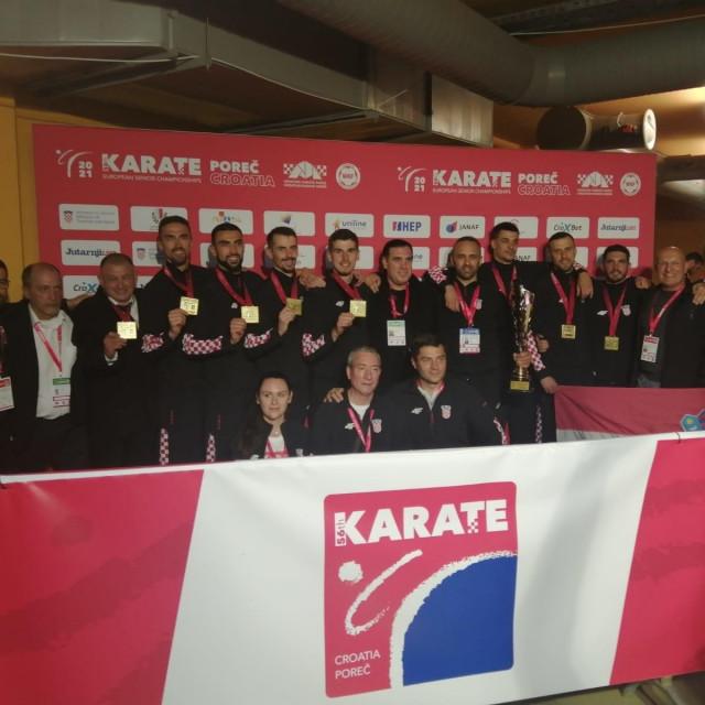 Karate prvaci
