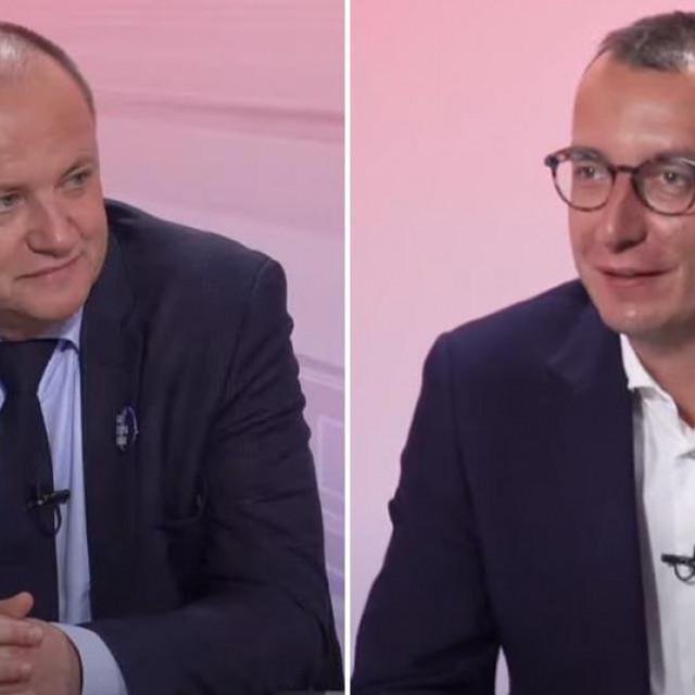 Davor Štimac i Marko Filipović