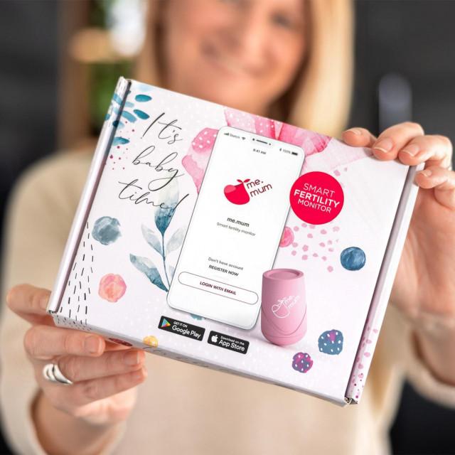 Me.mum uređaj i aplikacija za računanje plodnih dana